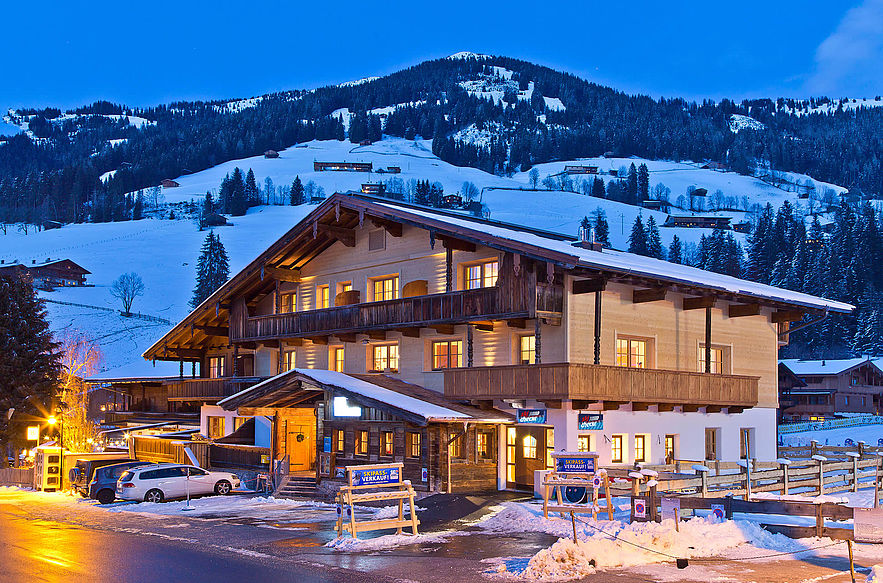 Austrian ski hotel directly by the slopes | 4*S Galtenberg